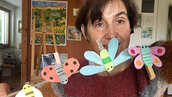 Learn Egg Carton Crafts and Make Paper Bugs  - Thumbnail